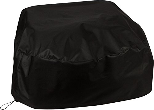 36″ Round Firepit Cover with Drawstring by Trademark Innovations
