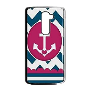 LG G2 Phone Cases Black Anchor Quotes MN3388076