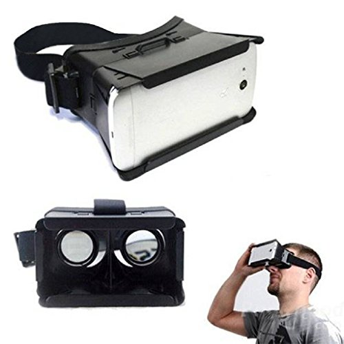 VR 3D Glasses Coper® Colorcross 3D Video Glasses Universal Virtual Reality for 4 to 6 Inch For Google