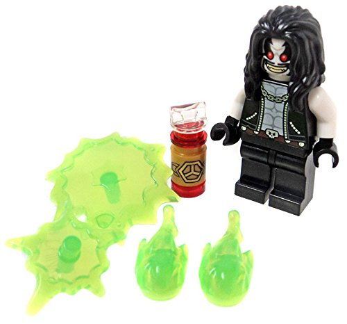 LEGO DC Comics Super Heroes Jusctice League Minifigure - Lobo (76096)