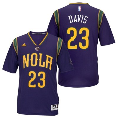 New Orleans Pelicans Pride Swingman Jersey Anthony Davis