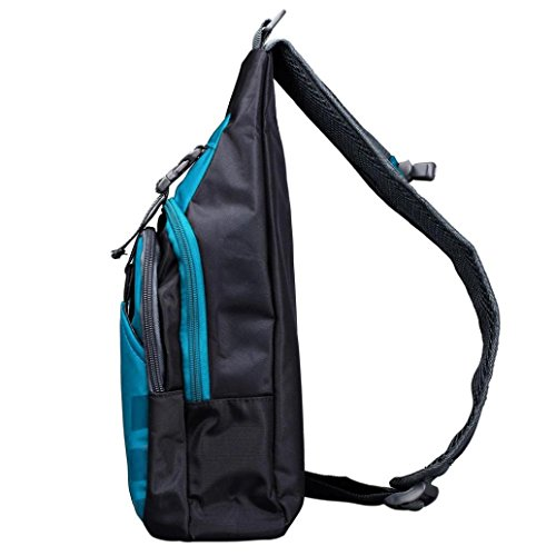 Backpack Bag Unisex Tuduz Classic Chest Lightweight Waterproof Shoulder Cycling body Cross Casual purple Daily Blue Ultralight Sport Gym Rucksack wq8fCOAw