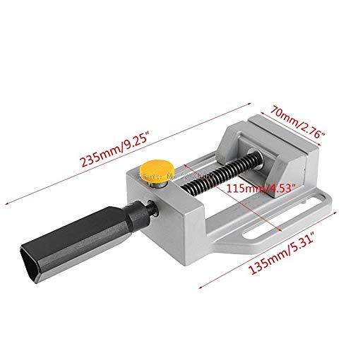 Bench Clamp Mini CNC Machine Simple (QGG) Aluminum Rapid Pliers for CNC Router -B119