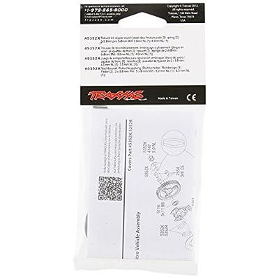Traxxas 5352X Slipper Clutch Rebuild Kit: Toys & Games