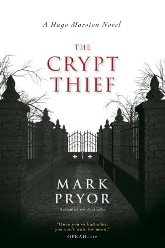 Pryor Bone (The Crypt Thief: A Hugo Marston Novel (A Hugo Marston Novel Series Book 2))