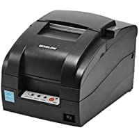 Bixolon SRP-275IIIAOS Series Srp-275III Impact PRINTER, Serial Interface, USB, White