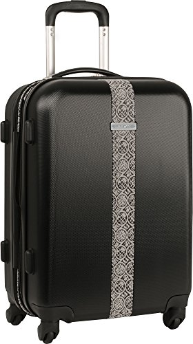 ninewest-nida-21-inch-expandable-hardside-black-black-white-one-size