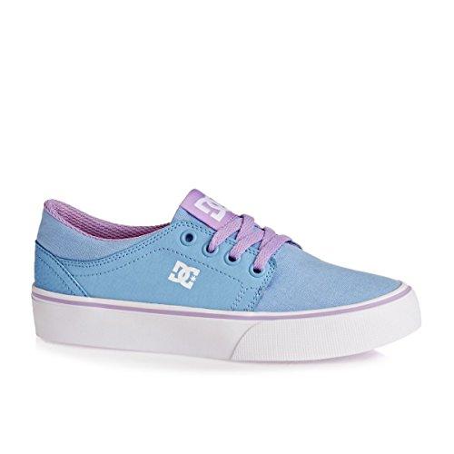 DC Kinder Sneaker Trase Se Sneakers Mã¤Dchen Blue/White