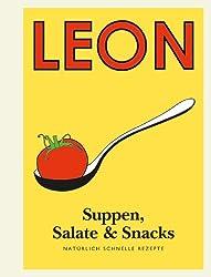 Leon Mini: Salate, Suppen & Snacks