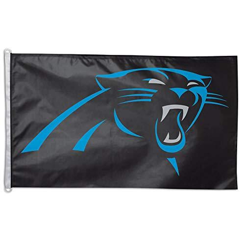 Wincraft NFL Flag NFL Team: Carolina Panthers Carolina Panthers 3x5 Team Flag