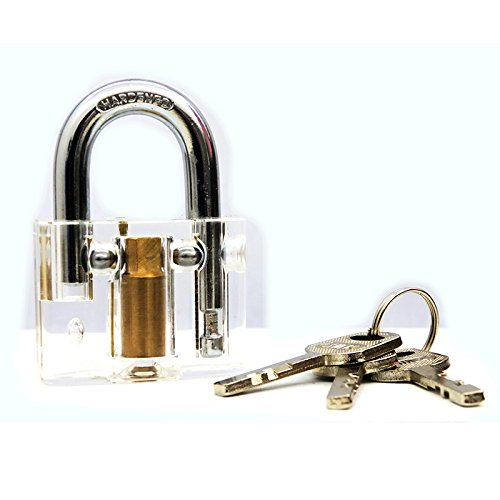 8b75cbb4eeff Bullkeys Master Full Set 7 Pcs Transparent Locks Family for Players ...