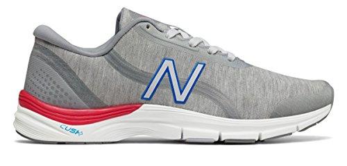頭痛を必要としていますカスタム(ニューバランス) New Balance 靴?シューズ レディーストレーニング 711v3 Heathered Trainer Silver Mink with White シルバー ミンク ホワイト US 7.5 (24.5cm)