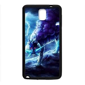 Custom Pokemon Desgin Carton TPU Case Cover Unique Durable Hard Plastic Case Cover for Samsung Galaxy Note3