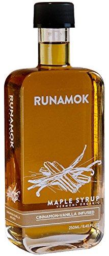RUNAMOK MAPLE Maple Syrup Infused Cinnamon Vanilla Og, 8.45 ()