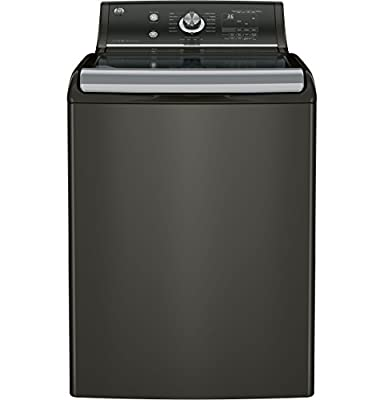 GE GTW810SPJMC 5.1 Cu. Ft. Metallic Carbon Top Load Washer - Energy Star