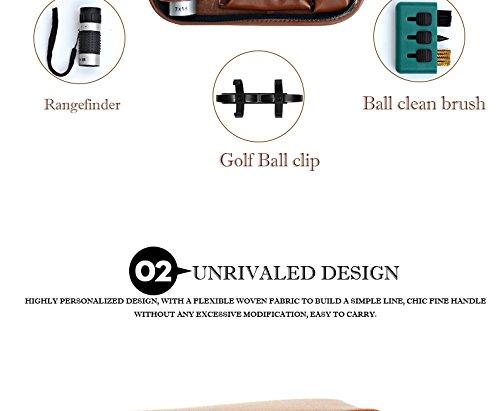Herrick Golf multifunction bag Golf Accessories Tool bag Outdoor Golfer's Gift Set by Herrick (Image #8)