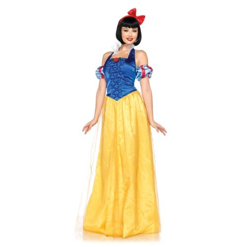 Storybook Princess Costumes - Princess Snow White Adult Costume - Large