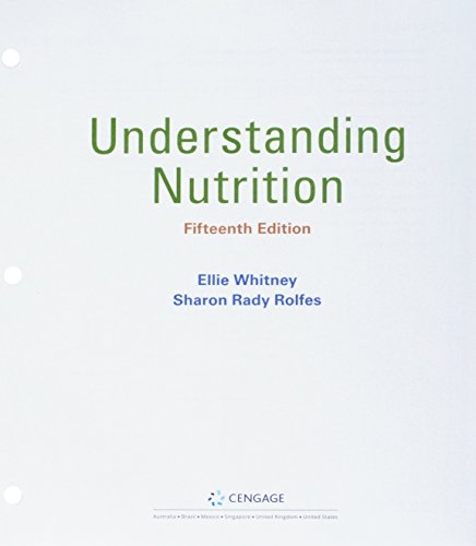 Bundle: Understanding Nutrition, Loose-leaf Version, 15th + MindTap Nutrition, 1 term (6 months) Printed Access Card