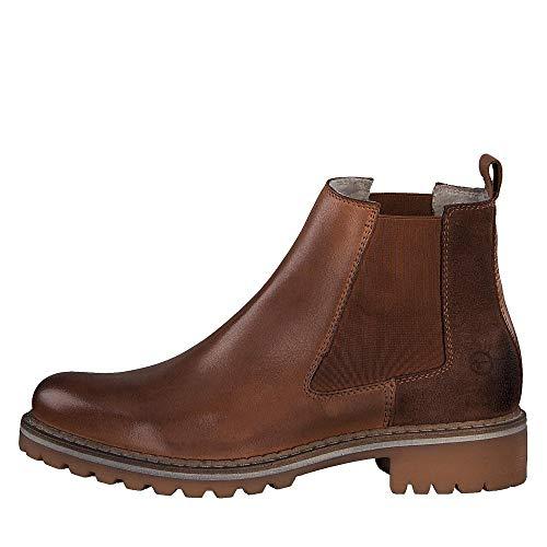 Boots Women's Tamaris Chelsea 25457 Brown 21 TUfZYq
