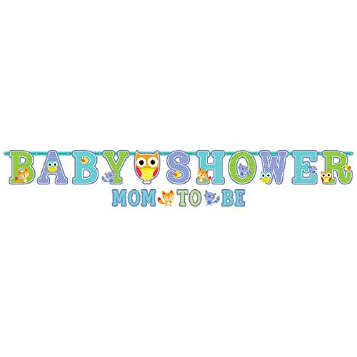 Woodland Welcome Baby Shower Decoration product image