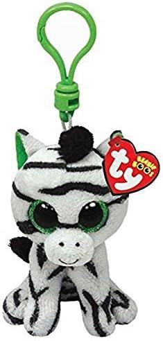 Zig-Zag the Zebra Ty Beanie Boos Buddy
