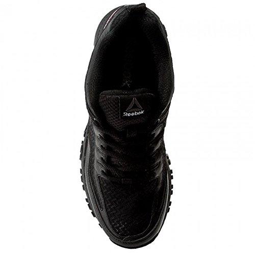 Zapatillas Reebok Ridgerider Trail Silver Negro de para Running 2 Pink Mujer Pewter Solar Black 0 dCICwqr