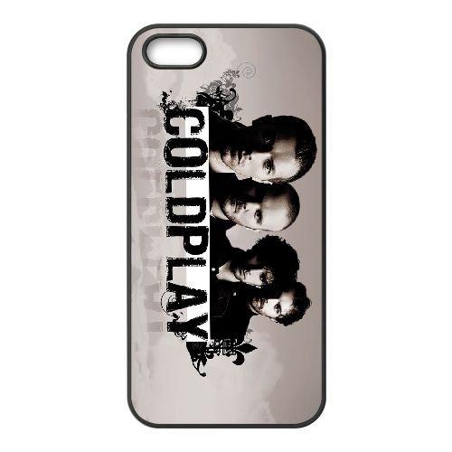 Coldplay 005 2 coque iPhone 4 4S cellulaire cas coque de téléphone cas téléphone cellulaire noir couvercle EEEXLKNBC24299