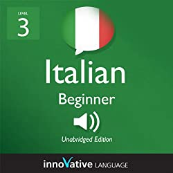 Learn Italian with Innovative Language's Proven Language System - Level 3: Beginner Italian