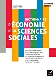 img - for Dictionnaire D'economie Eg De (French Edition) book / textbook / text book