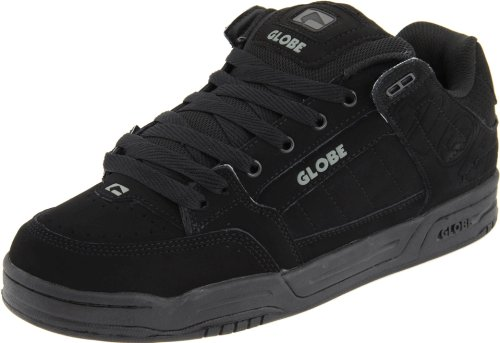 Skate Globe Black Charcoal Tilt Shoe Men's Black EwfwxZBqR