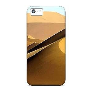 LUCKCom Premium Protective Hard Case For Iphone 5c- Nice Design - Dessert 08
