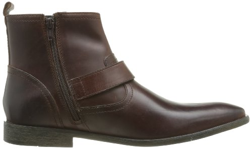 Base London Fennel - Botas de cuero hombre marrón - Marron (Brown Waxy)