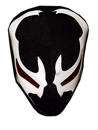 Rafale 666 Spawn MASK Wrestling Luchador Costume Wrestler Lucha Libre Mexican -