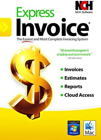 Express Invoice Invoicing Software Download product image