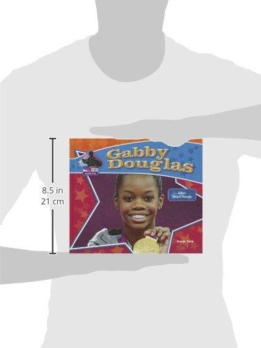 Gabby Douglas: Historic Olympic Champion (Big Buddy Biographies)