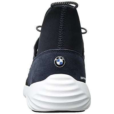 PUMA Men's BMW MS Speed Cat Netfit Blue Sneaker | Fashion Sneakers