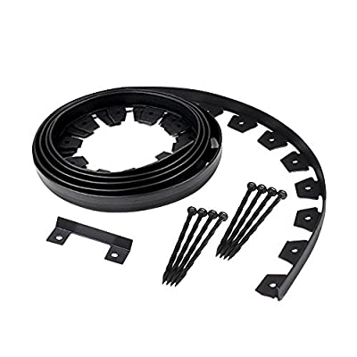 EasyFlex Heavy Duty No-Dig Edging Kit
