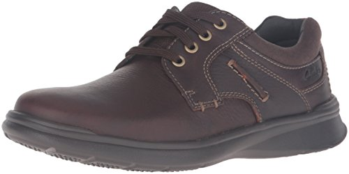 clarks-mens-cotrell-plain-oxford-brown-oily-75-m-us