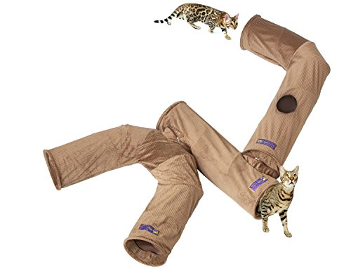 neko-pawdz-cat-tunnel-system-u-i-and-j-tunnel-combo-kit-interactive-cat-toy-makes-20-different-shape