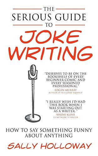 The Serious Guide to Joke Writing: How To Say Something Funny About Anything | NEW COMEDY TRAILERS | ComedyTrailers.com