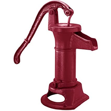 WATER SOURCE PP500NL CI Pitcher Pump - Sump Pumps - Amazon.com