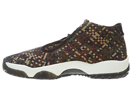 Air Negra marrón Tela Para Zapatillas Nike Hombre Verdes Jordan 652141 Future En beige 023 Premium 6tnxz1