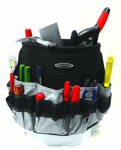 McGuire-Nicholas 54-Pocket Builders Bucket Pro 1NT-22054