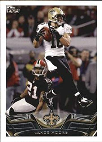 2013 Topps Mini #394 Lance Moore New Orleans Saints NM-MT NFL