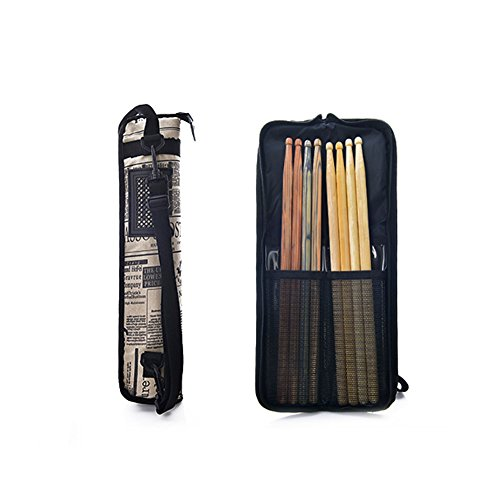 Case Mallet (Drums Mallet Case Percussion Drum Hand Sticks Bag Drumsticks Shoulder Bags A306)