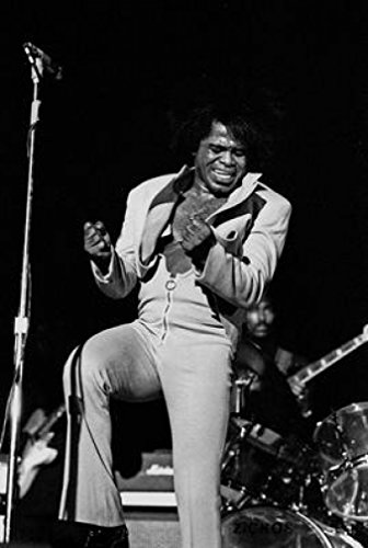 James Brown 18X24 Poster New! Rare! #BHG338742