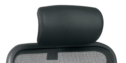 Optional Breathable Mesh Headrest. Fits 818 Series Only. Lea