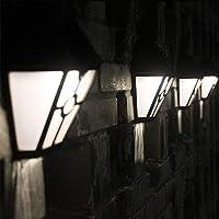 ❄TianranRT❄ Luz Solar Para Jardín,Lámpara de Jardín Con Cerramiento Solar.Y Para Led de Exterior Para Exterior,Decoración Clásica,Dorada.: Amazon.es: Bricolaje y herramientas