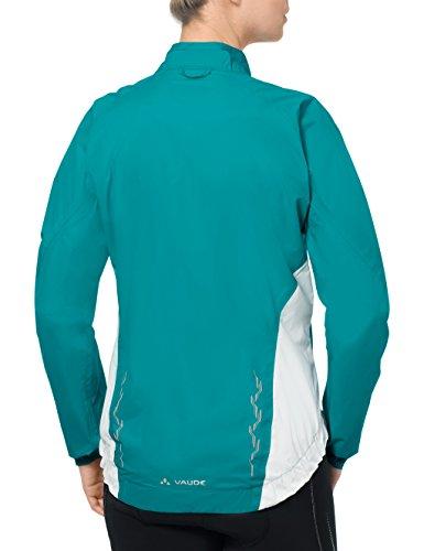 VAUDE Spray IV chaqueta de la mujer Azul