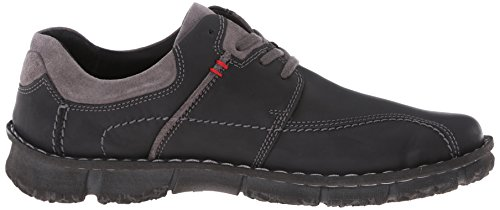 Josef Seibel Mens Saule 05 Oxford Noir